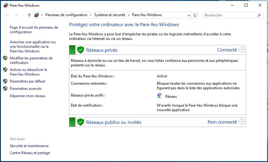 Un reverse shell qui passe sous les radars de Windows Defender